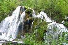 Cascadele Beusnita, Muntii Aninei, Foto: Mihai Lazarov