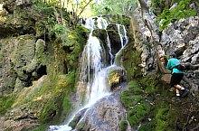 Cascadele Beusnita, Muntii Aninei, Foto: WR