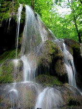 Beusnica vízesések, Aninai hegység., Fotó: Mihai Păcuraru