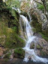 Beusnica vízesések, Aninai hegység., Fotó: WR