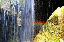 Cascadele Beusnita, Muntii Aninei, Foto: Daniel Humelnicu