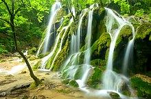 Cascadele Beusnita, Muntii Aninei, Foto: Dan Dinu