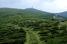 Traseul Arieseni-Taul Mare, Bihor-Vladeasa, Muntii Apuseni, Foto: Vasile Coancă