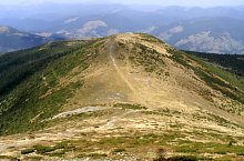 Vârful Bihorul, Foto: Boros Zoltán