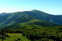 Traseul Saua Vartop - varful Bihorul, Bihor-Vladeasa, Muntii Apuseni, Foto: Tőrös Víg Csaba