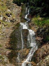 Cascada Bohodei, Stana de Vale , Foto: Hám Péter