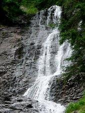Cascada Bohodei, Stana de Vale , Foto: Lippai József