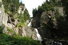 Cascada Moara Dracului, Stana de Vale , Foto: Hám Péter