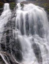 Cascada Rachitele, Valul Miresei, Rachitele , Foto: WR