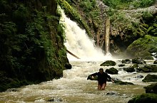 Cascada Evantai, Pauleasa , Foto: Radu Niculiță