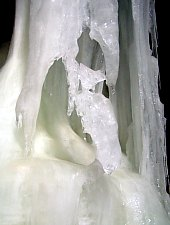 Eszkimó jégbarlang, vagy Pokol tüze barlang, Glavoj , Fotó: Vasile Gheorghe
