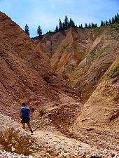 Ruginoasa Abyss, Vârtop , Photo: Sorin Stanciu