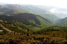 Kilátás a Cumpănățelu nyeregből, Fotó: Hám Péter