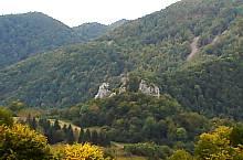 Kilátás a Cumpănățelu nyeregből, Fotó: Bușe Delu
