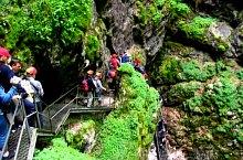 Scarisoara cave, Photo: Valeriu Catargiu