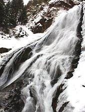 Cascada Rachitele, Valul Miresei, Rachitele , Foto: Bazsó Dombi András