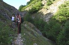 Biharfüred-Mézgedi barlang jelzett turistaút, Bihar-Vlegyásza, Erdélyi-szigethegység, Fotó: Hám Péter