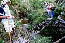 Traseul Stana de Vale-Meziad, Bihor-Vladeasa, Muntii Apuseni, Foto: Hám Péter