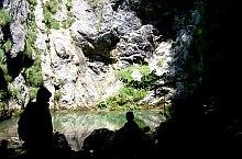 Izbucul Tăuz, Foto: Adriana Chinaloglu
