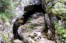 Hamlet barlang, Căput , Fotó: Boros Zoltán