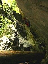 A Rossz Völgy kanyon, Szegyesd , Fotó: Cristina Ianc