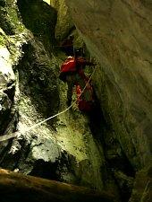 A Rossz Völgy kanyon, Szegyesd , Fotó: Salvamont Oradea