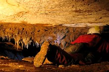 Humpleu barlang, Bihar-Vlegyásza, Erdélyi-szigethegység., Fotó: Carmen Avram