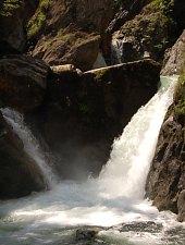 Iadolina vízesés, Biharfüred , Fotó: WR