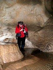 The Măgura Cave, Sighiștel , Photo: Vasile Coancă