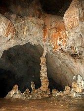 The Măgura Cave, Sighiștel , Photo: WR
