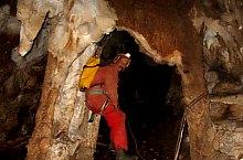 Hév-párkány barlang, Ghețari , Fotó: Sáfár Csaba