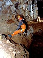 Hév-párkány barlang, Ghețari , Fotó: Cristian Ciubotărescu