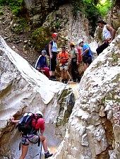 Száraz völgy kanyon, Păuleasa , Fotó: Sorin Stanciu