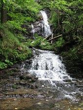 Cascada Valul Miresei, Stana de Vale , Foto: Vasile Coancă