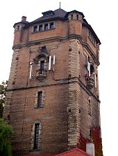 The Water-Tower, Arad·, Photo: WR