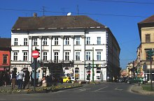 The Transylvania Hotel, Arad·, Photo: WR