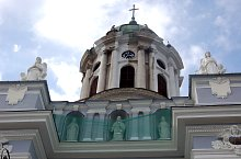 The Roman-Catholic Church, Arad·