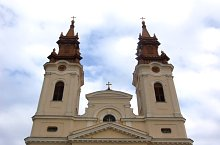 The Orthodox Cathedral, Arad·, Photo: WR
