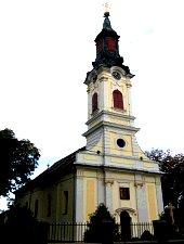 The Serbian Orthodox Church, Arad·, Photo: WR