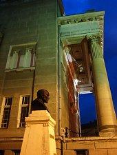 Palatul cultural, Arad, Foto: WR