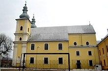 Catholic church, Baia Mare·, Photo: WR