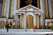 Baia Mare, Evangelical Church, Photo: WR