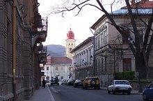 Református templom, Nagybánya., Fotó: Mezei Elemér
