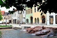 Baia Mare, Erzsebet house, Photo: WR