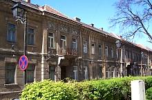 Minoriták rendháza, Nagybánya., Fotó: Mezei Elemér