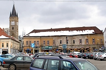 Minoriták rendháza, Nagybánya., Fotó: WR