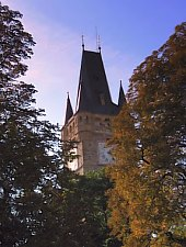 Szent István torony, Nagybánya., Fotó: Mircea Roșu