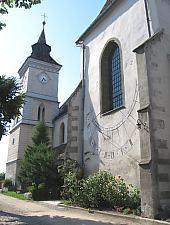 Szent Bertalan templom, Brassó., Fotó: pr.Kurt Boltres