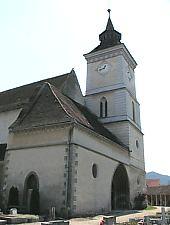 Szent Bertalan templom, Brassó., Fotó: Szabó Tibor