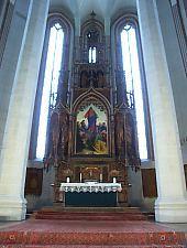 Biserica Neagră, Altarul, Foto: Peter Simon